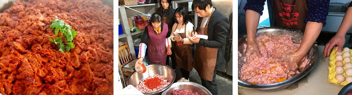 串串香特色菜品制作